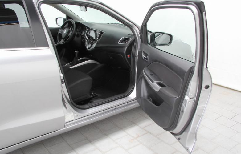 Passenger side - door opening