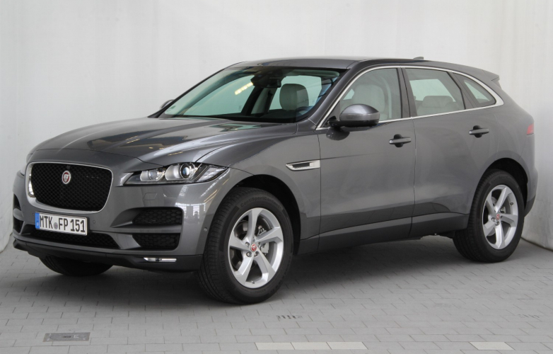 brand new outlet on sale good out x F-Pace 20d Prestige AWD Automatik 5dr saloon 2017 | RiDC