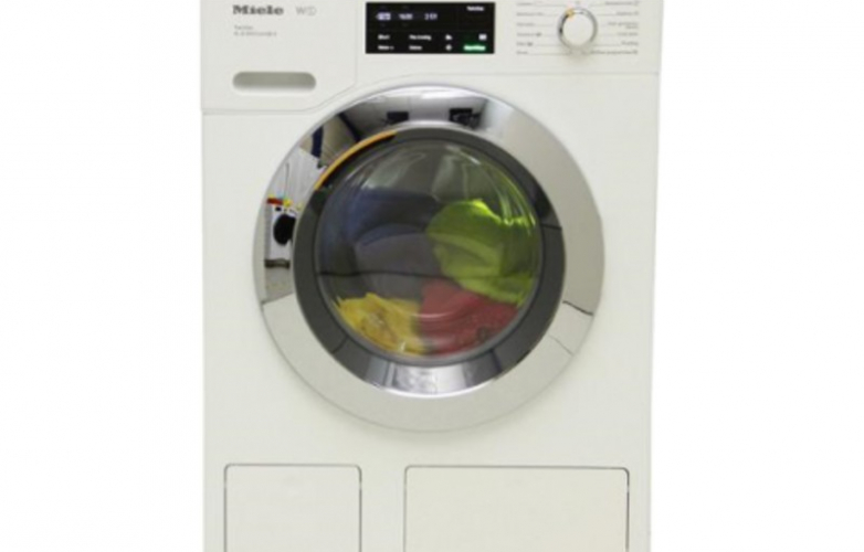 Image of the Miele WCI660 TwinDos XL washing machine