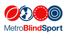 Metro Blind Support logo