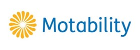 Motability logo - funder of this research