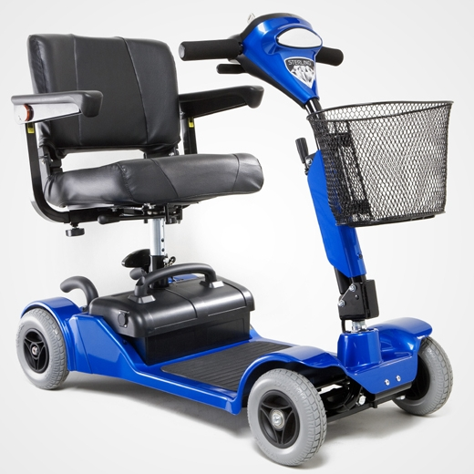 Class 2 mobility scooter